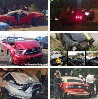 خسارت اُفت خودرو