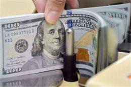 دلار ۴۲۰۰ تومانی
