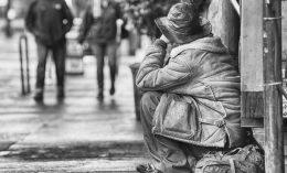 فقیر مطلق در جهان