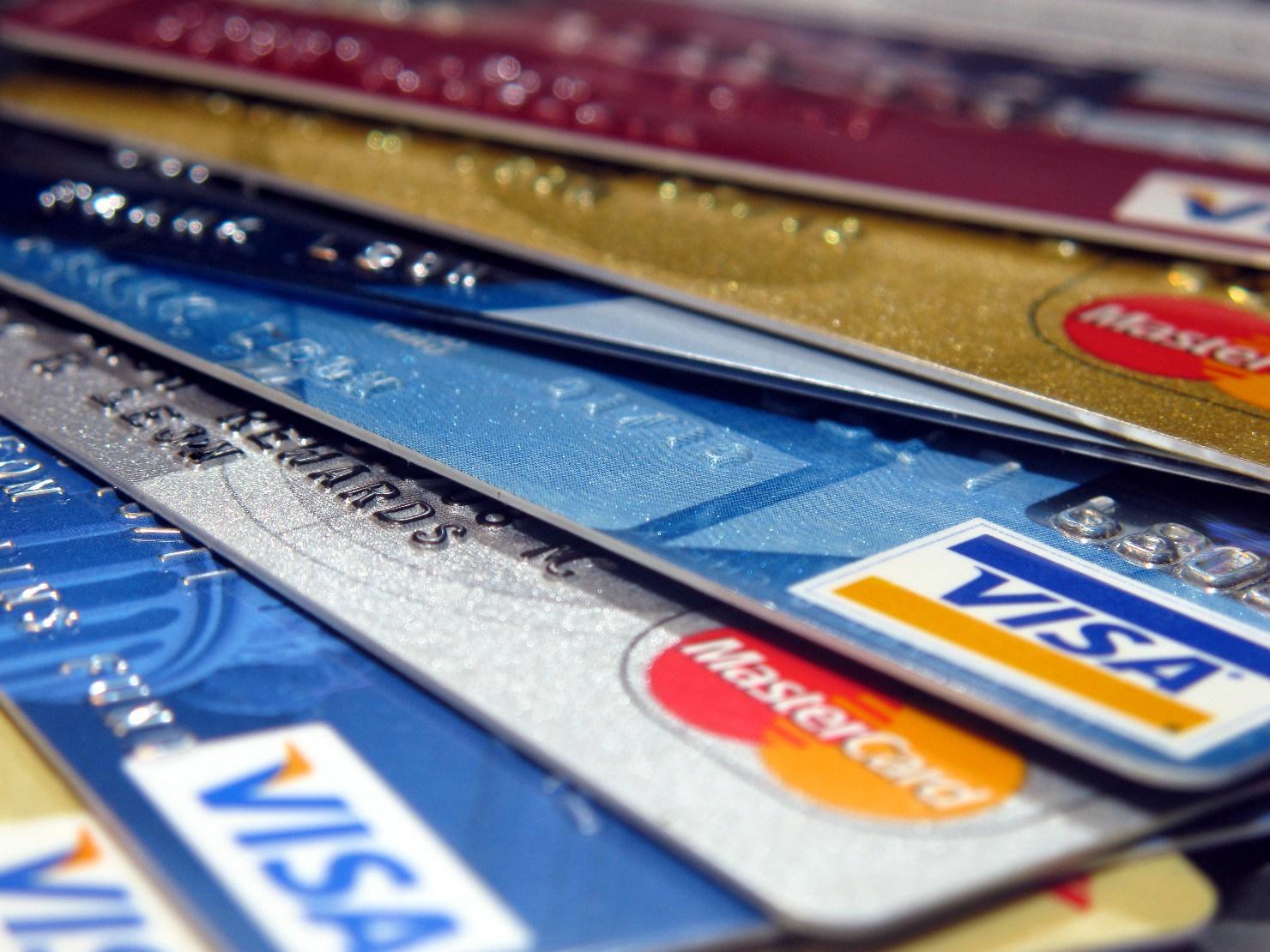 انواع کارت بانکی