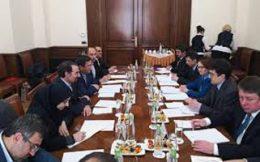 دیدار روسال بانک مرکزی ایران و روسیه